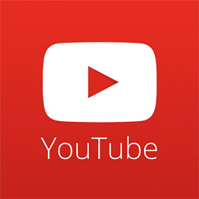 Youtube icon 700x698